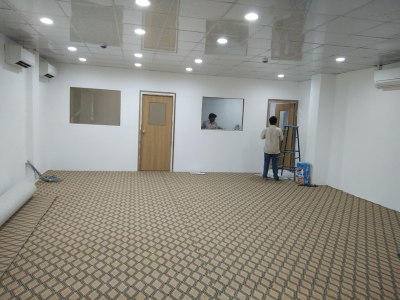 Office partition in Bangalore